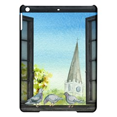 Town 1660455 1920 Ipad Air Hardshell Cases by vintage2030