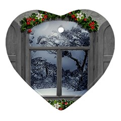Winter 1660924 1920 Heart Ornament (two Sides) by vintage2030