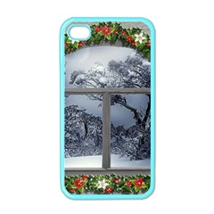 Winter 1660924 1920 Apple Iphone 4 Case (color) by vintage2030