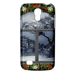 Winter 1660924 1920 Samsung Galaxy S4 Mini (gt I9190) Hardshell Case  by vintage2030