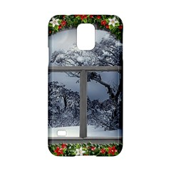 Winter 1660924 1920 Samsung Galaxy S5 Hardshell Case  by vintage2030