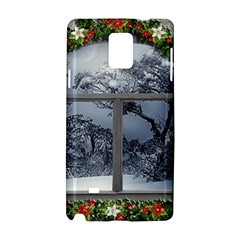 Winter 1660924 1920 Samsung Galaxy Note 4 Hardshell Case by vintage2030