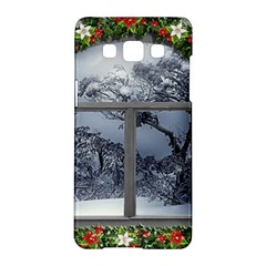 Winter 1660924 1920 Samsung Galaxy A5 Hardshell Case  by vintage2030