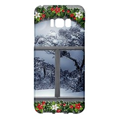 Winter 1660924 1920 Samsung Galaxy S8 Plus Hardshell Case  by vintage2030