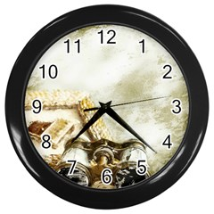 Background 1660942 1920 Wall Clock (black) by vintage2030
