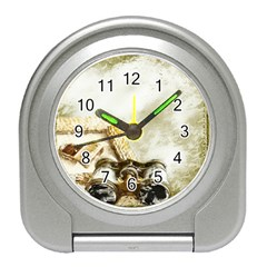 Background 1660942 1920 Travel Alarm Clock by vintage2030