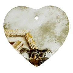Background 1660942 1920 Heart Ornament (two Sides) by vintage2030
