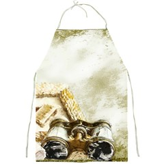 Background 1660942 1920 Full Print Aprons by vintage2030