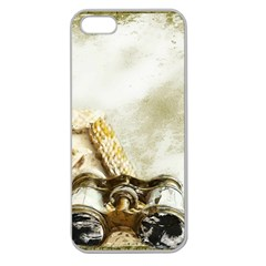 Background 1660942 1920 Apple Seamless Iphone 5 Case (clear) by vintage2030