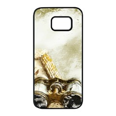 Background 1660942 1920 Samsung Galaxy S7 Edge Black Seamless Case by vintage2030