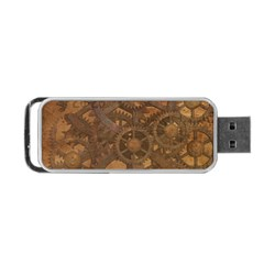 Background 1660920 1920 Portable Usb Flash (two Sides) by vintage2030
