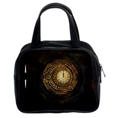 Steampunk 1636156 1920 Classic Handbag (two Sides) by vintage2030