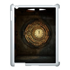 Steampunk 1636156 1920 Apple Ipad 3/4 Case (white) by vintage2030