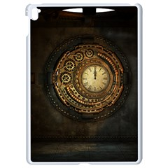 Steampunk 1636156 1920 Apple Ipad Pro 9 7   White Seamless Case by vintage2030