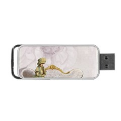 Background 1659612 1920 Portable Usb Flash (two Sides) by vintage2030