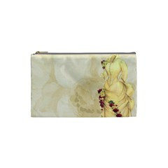 Background 1659622 1920 Cosmetic Bag (small)