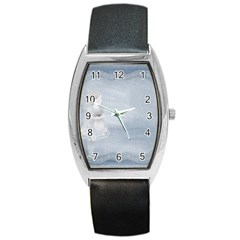 Background 1659631 1920 Barrel Style Metal Watch by vintage2030