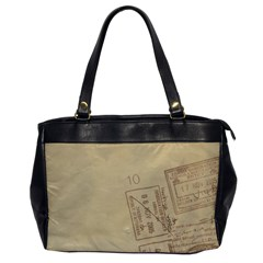 Background 1659638 1920 Oversize Office Handbag by vintage2030