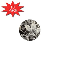 Flowers 1776382 1280 1  Mini Magnet (10 Pack)  by vintage2030