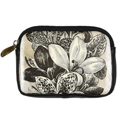 Flowers 1776382 1280 Digital Camera Leather Case by vintage2030