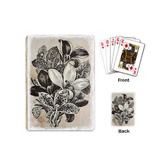 Flowers 1776382 1280 Playing Cards (mini)  by vintage2030
