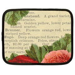Flowers 1776422 1920 Netbook Case (large) by vintage2030
