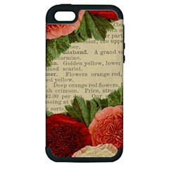 Flowers 1776422 1920 Apple Iphone 5 Hardshell Case (pc+silicone) by vintage2030