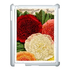 Flowers 1776584 1920 Apple Ipad 3/4 Case (white) by vintage2030
