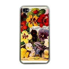 Flowers 1776534 1920 Apple Iphone 4 Case (clear) by vintage2030