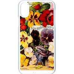 Flowers 1776534 1920 Apple Iphone X Seamless Case (white)
