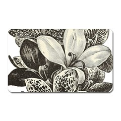 Flowers 1776483 1920 Magnet (rectangular) by vintage2030
