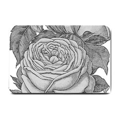 Flowers 1776610 1920 Small Doormat  by vintage2030