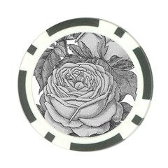 Flowers 1776610 1920 Poker Chip Card Guard (10 Pack) by vintage2030