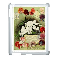 Flowers 1776617 1920 Apple Ipad 3/4 Case (white)