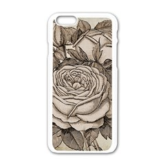 Flowers 1776630 1920 Apple Iphone 6/6s White Enamel Case by vintage2030