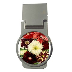 Flowers 1776585 1920 Money Clips (round)  by vintage2030