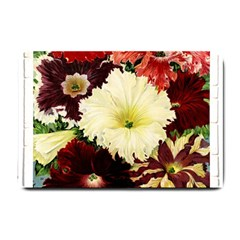 Flowers 1776585 1920 Small Doormat  by vintage2030