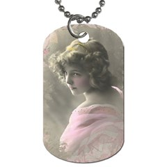Vintage 1501529 1920 Dog Tag (two Sides) by vintage2030
