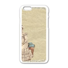 Background 1775324 1920 Apple Iphone 6/6s White Enamel Case by vintage2030