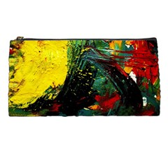 Yellow Chik 2 Pencil Cases by bestdesignintheworld