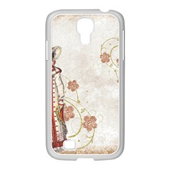 Background 1775358 1920 Samsung Galaxy S4 I9500/ I9505 Case (white)