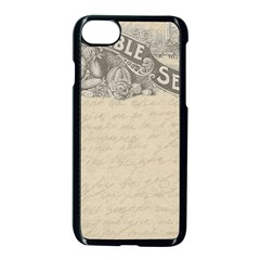 Background 1776472 1920 Apple Iphone 8 Seamless Case (black) by vintage2030