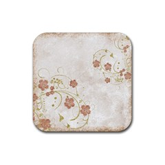 Background 1775372 1920 Rubber Square Coaster (4 Pack)  by vintage2030