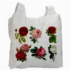 Roses 1770165 1920 Recycle Bag (one Side) by vintage2030