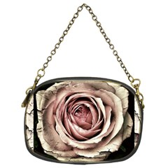 Vintage Rose Chain Purse (two Sides) by vintage2030