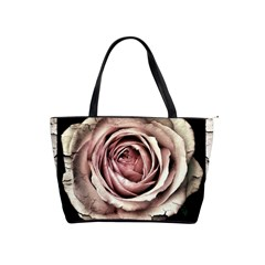 Vintage Rose Classic Shoulder Handbag by vintage2030