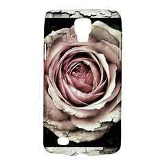 Vintage Rose Samsung Galaxy S4 Active (i9295) Hardshell Case by vintage2030