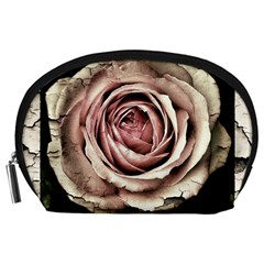 Vintage Rose Accessory Pouch (large) by vintage2030