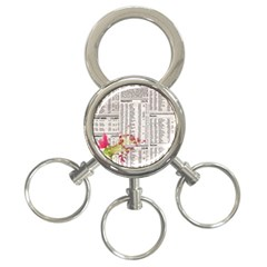 Background 1770129 1920 3 Ring Key Chains by vintage2030