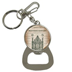Building News Bottle Opener Key Chains by vintage2030